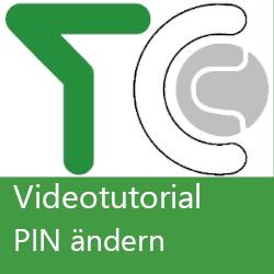 Videotutorial PIN ändern